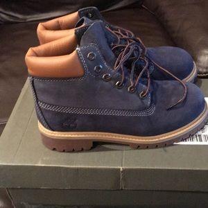 Timberland Boots Boys size 2.5